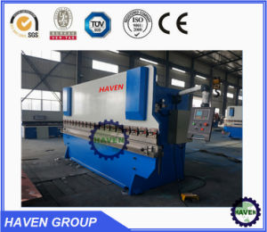 WC67Y-80X2500 Hydraulic Steel Plate Bending Machine with E21 System pictures & photos