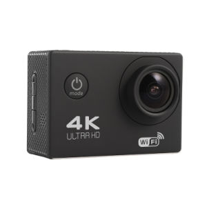 Gopro Hero 4 Style Action Camera 4k 15fps WiFi Sport Camera pictures & photos