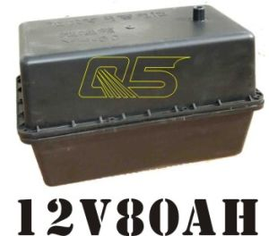 80A Solar Battery Ground Box Underground Solar Waterproof Battery Box pictures & photos