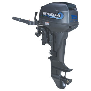 Yadao 2-Stroke Short Shaft 15HP Outboard Engine pictures & photos