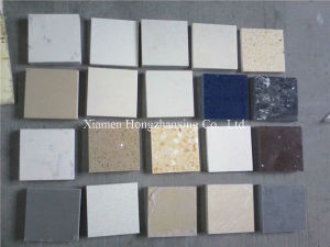 White/Polished/Altificial Quartz Stone for Countertop/Vanity  Top/Slabs/Tiles pictures & photos