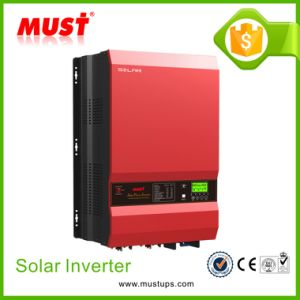 Low Frequency Pure Sine Wave 12kw Solar Inverter pictures & photos
