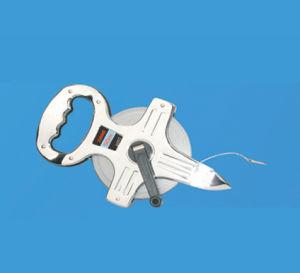 ABS Portable Long Measuring Tape Fiberglass Tape Measure pictures & photos