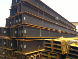 Ipe400 High Quality Hot-Rolled Steel H Beam (HE100-500 IPE140-700) pictures & photos