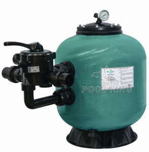 Fibergalss Sidemount Sand Filter for Swimming Pool pictures & photos