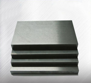 High Performance Tungsten Carbide Pure Sheet pictures & photos