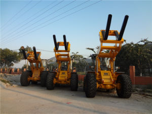 Xj Quarry Granite Marble Moving Forklift Loader Xj953-16D pictures & photos