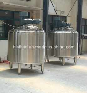 Stainless Steel Cosmetic Mixing Kettle pictures & photos