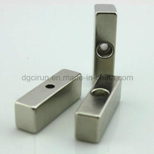 Custom Shape Strong Permanent Sintered Neodymium Magnets pictures & photos