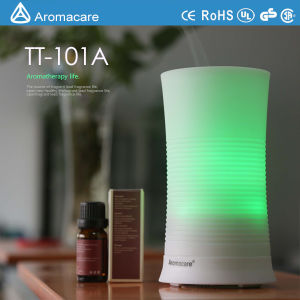 Aromacare Colorful LED 100ml Industrial Ultrasonic Humidifier (TT-101A) pictures & photos
