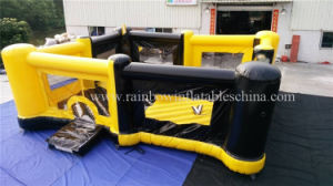 New Design Inflatable Bungee&Basketball Game and Sport Games (RB9122) pictures & photos