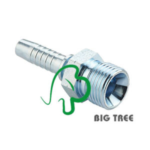 Metric Male for 60 Degree Cone Garden Hose Fittings pictures & photos