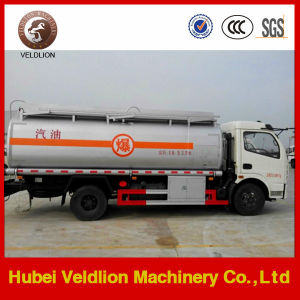 Hot Sale Dongfeng 120HP Oil Tanker 6ton pictures & photos