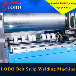 Manufacture of 700mm Welder Welding Strip Machine for Conveyor Belt pictures & photos