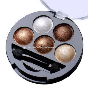 5 Shimmer Color Eyeshadow Palette with Your Private Logo