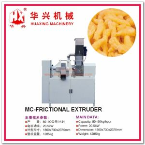 Mc-Frictional Extruder (Extrusion Machine/Corn Snack Cracker Production) pictures & photos