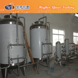 Hy Filling Reverse Osmosis Filtration Water Treatment pictures & photos