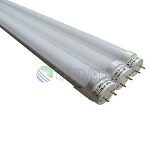 110lm/W High Brightness 1.2m 18W LED Light T8 Tube with Aluminum+PC Housing pictures & photos
