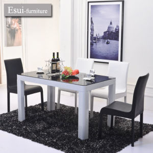 Modern Dining Room Furniture Wooden Dining Table (CZ002#)