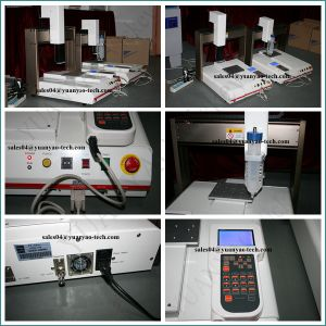 Automatic Dispensing Harder Epoxy Dispensing Robot pictures & photos
