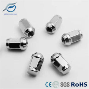 Chrome Wheel Nut Covers / Tyre Nut