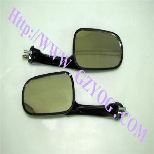Motorcycle Parts Motorcycle Side Mirror for Yumbo110 pictures & photos