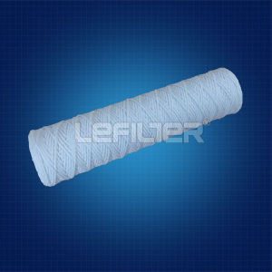 Industrial Water Filter PP String Wound Filter Cartridge pictures & photos