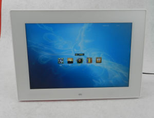 10inch Digital Photo Frame with IPS Panel High Resolution Support Wall Mount pictures & photos