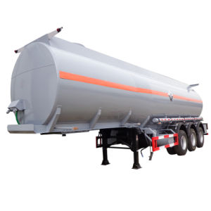 15ton New Fuel Tank Semi-Trailer for Sale pictures & photos