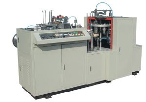 Full Automatic Single Side Paper Cup Machine