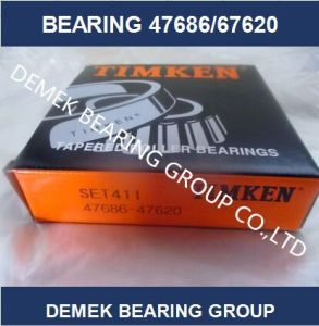 Hot Sell Timken Inch Taper Roller Bearing 47686/47620 Set411 pictures & photos