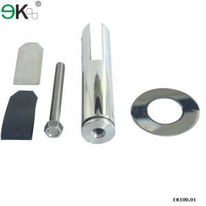 Frameless Stainless Steel Glass Spigots Canada for Pool Fence pictures & photos