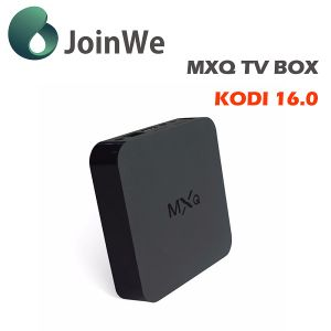 MXQ Cheapest Android 4.4 Smart TV Box 1g+8g Kodi TV Box pictures & photos