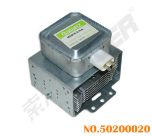 Suoer Microwave Oven Magnetron 6 Sheet 6 Hole 1000W Microwave Oven Magnetron (50200020-6 Sheet 6 Hole-1000W) pictures & photos