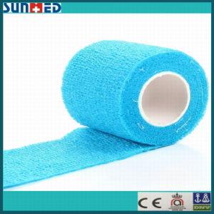 Non Woven Cohesive Coban Bandage pictures & photos
