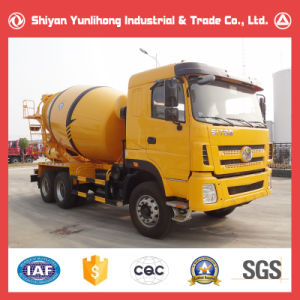 T360 6X4 off Road Mixer Truck/Concrete Mixer pictures & photos