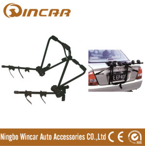 2 Bike Carrier Trunk Mount Rack S066 pictures & photos
