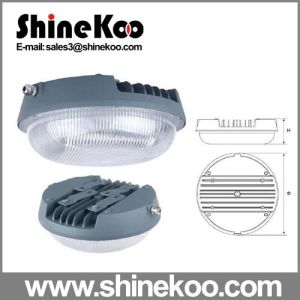 Big Round PC LED Lights Housing (SUN-PCR-2) pictures & photos