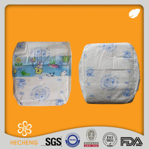 Highly Use 100% Cotton Baby Disposable Diapers Wholesale pictures & photos
