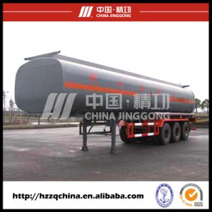 China Best Cryogenic LNG Tank Semi-Trailer (HZZ9401GHYA1)  , Liquid Tank Truck Available pictures & photos