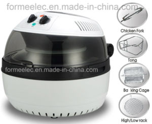 10L Air Fryer Af506m No-Oil Frying Pan Oil-Free Electric Fryer pictures & photos