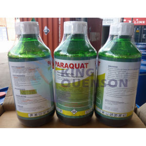 King Quenson Weed Control Paraquat Herbicide China Supplier pictures & photos