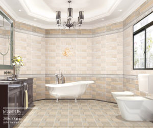 China Fatury Ceramic Tile for Bathroom 300*600 pictures & photos