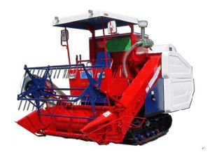 Rice-Wheat-Soybean-Combine Harvester (LDG-4LZ-1.2) pictures & photos