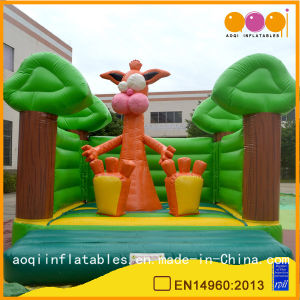 Special Tiger Inflatable Bouncer Inflatabe Jumping House (AQ0140) pictures & photos