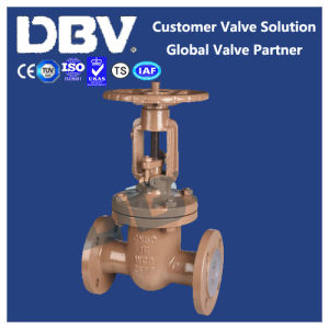 Handwheel Gear Casting PTFE Seated Flanged Gate Valve