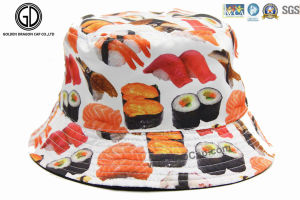 Polyester Fashion Outdoor Bucket Hat, Fisherman Hat, Sun Hat pictures & photos