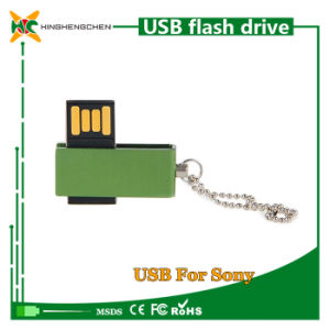 Swivel Metal Mini USB for Sony USB Stick Memory pictures & photos