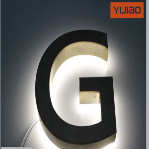 Outdoor Back Lit LED Metal Channel Letter pictures & photos