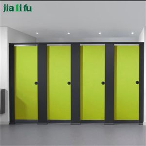 Jialifu Compact Laminate Toilet Cubicle Partition System pictures & photos